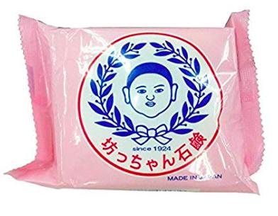 坊ちゃん石鹸