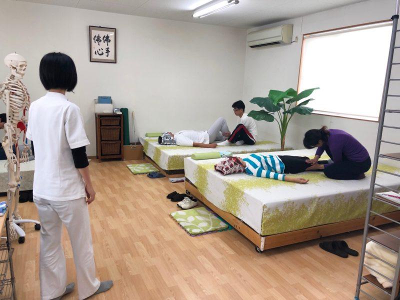 FMT整体セラピスト養成学院 練習会